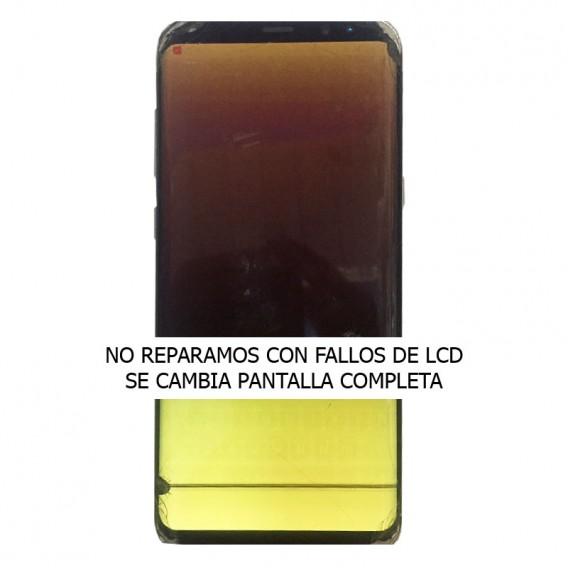Reparacion Ecrã (solo cristal) Samsung Galaxy S9 Plus g965