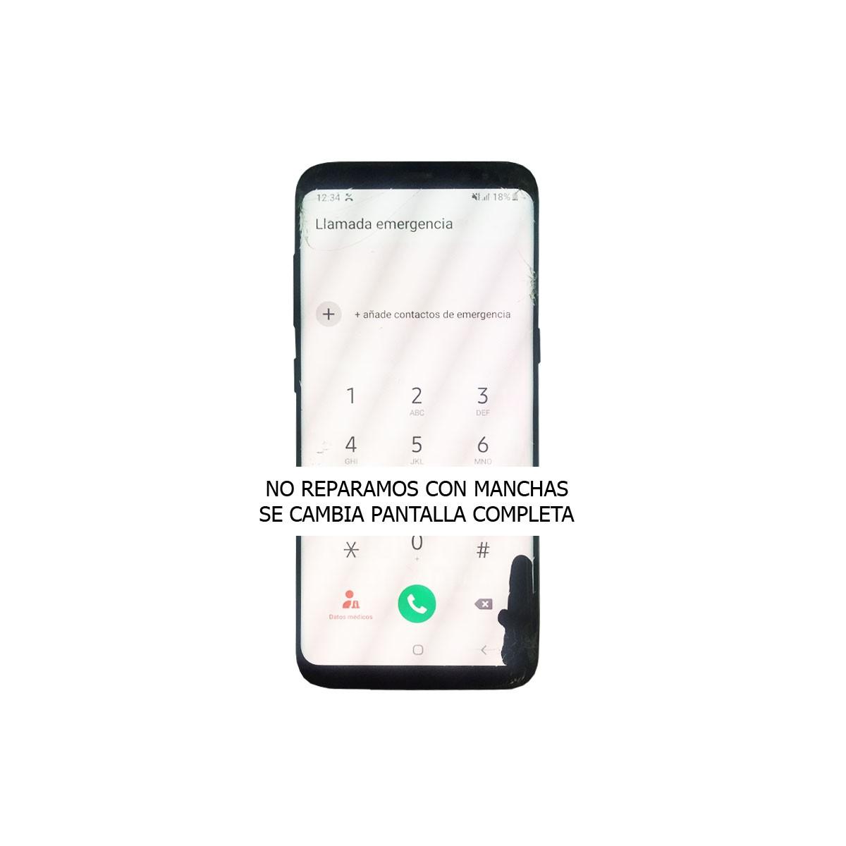 Reparacion Pantalla (solo cristal) y tapa trasera Samsung Galaxy S10 G973F