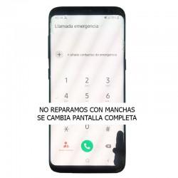 Reparaçao Ecrã (cristal) + tapa traseira Samsung Note 8 N950F