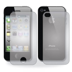 IPHONE 4, PROTECTOR PANTALLA, DE DOBLE CARA
