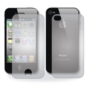 iPhone 4 Protector de pantalla de doble cara
