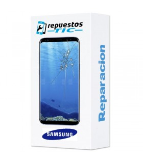 Reparacion pantalla Original Samsung S8 Plus G955F Azul