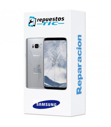 Reparacion Pantalla completa original y Tapa trasera Samsung Galaxy S8 G950F