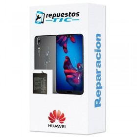 Reparacion Pantalla + Tapa trasera + bateria Huawei P20