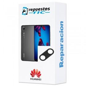 Reparacion Lente Camara trasera Huawei P20