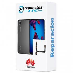 Reparacion Flex encendido y volumen Huawei P20
