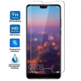 Protector pantalla cristal templado Huawei P20