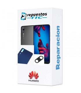 Reparacion Tapa trasera + lente de camara trasera Huawei P20