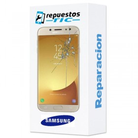 Reparaçao Ecrã Original Samsung j7 2017 j730F dourado