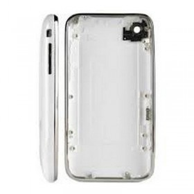 Tapa con marco iphone 3G Blanco 16GB