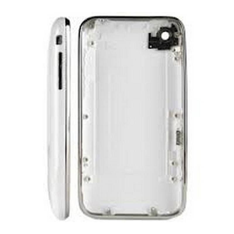 Tapa com marco iphone 3G Branca 8GB