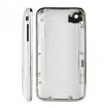 Tapa con marco iphone 3G Blanca 8GB