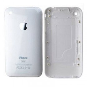 Tapa iphone 3G blanca de 8GB