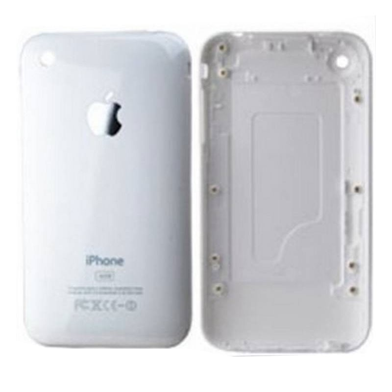 Tapa iphone 3G blanca de 8GB