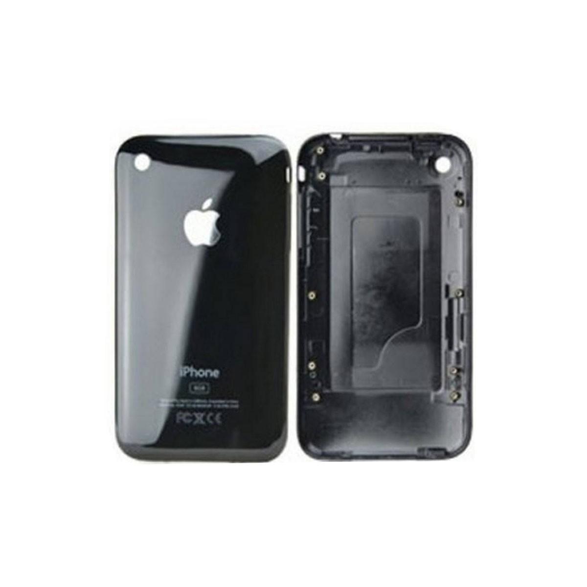Tapa iphone 3G negra de 8GB