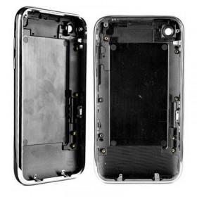 carcaça traseira PRETO com marco metalico iphone 3GS de 32GB
