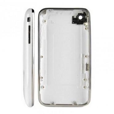 carcaça traseira BLANCA com marco metalico iphone 3GS de 16GB