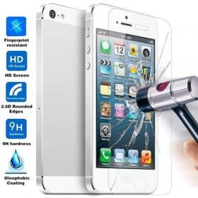 Protector de Ecrã Cristal Templado iphone (ALTA CALIDAD ) 5 5S 5C