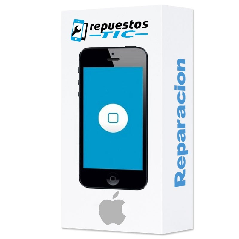 sustituion botón Home iPhone 5 5s 5c