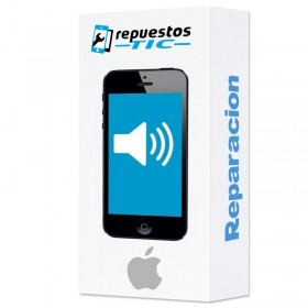 sustitucion del altavoz polifonico iphone 5 5s 5c