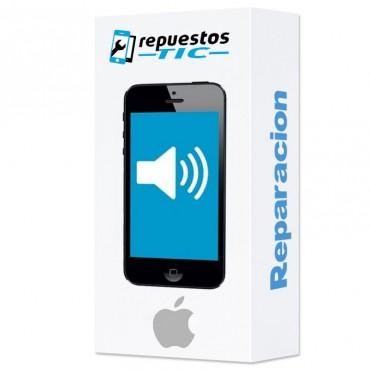 Reparaçao del altavoz polifonico iphone 5 5s 5c