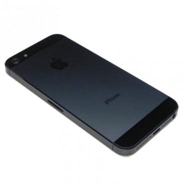 tapa trasera con marco iPhone 5 Negra