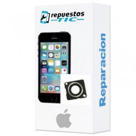 Reparacion Lente Camara trasera iPhone 5