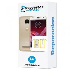 Reparacion/ cambio Bateria Motorola Z2 Play