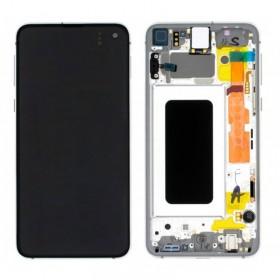 Pantalla completa Samsung Galaxy S10e G970 Blanco