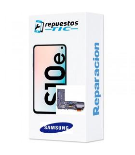 Reparacion Altavoz buzzer Samsung Galaxy S10e G970