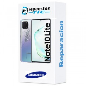Reparacion Tapa trasera Samsung Galaxy Note 10 Lite N770