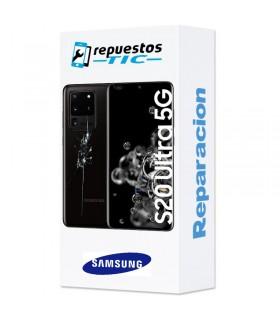 Reparacion Tapa trasera Samsung Galaxy S20 Ultra 5G G988