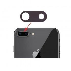 Lente de la cámara trasera para iPhone 8 Plus (solo el cristal)