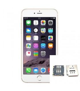 Reparacion Leitor SIM iPhone 7