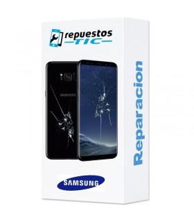 Reparacion Pantalla (solo cristal) y tapa trasera Samsung Galaxy S8 Plus G955F