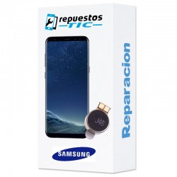Reparacion Vibrador Samsung Galaxy Note 8/ S8/ S8 Plus/ S9/ S9 Plus