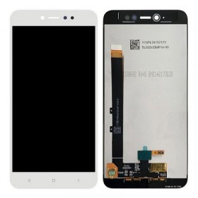 Ecrã completa Xiaomi Redmi Note 5A/ 5A Prime branco