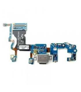 Modulo conector de carga y micro Samsung Galaxy S9 G960