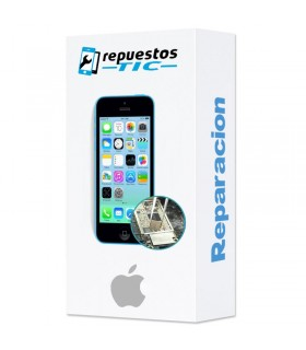 Reparacion chip de carrega iPhone 5C