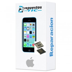 Reparacion Lector SIM iPhone 5c
