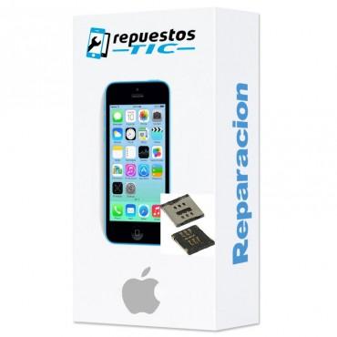 Reparacion Leitor SIM iPhone 5c