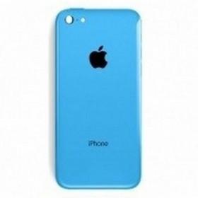 tapa carcasa trasera completa  para iphone 5c en color Azul