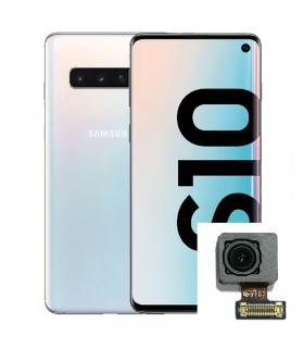 Reparacion/ cambio Camara delantera frontal Samsung Galaxy S10 G973
