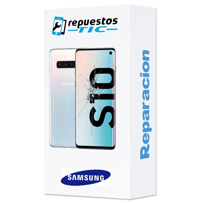 Reparacion Pantalla (solo cristal) Samsung Galaxy S10 G973