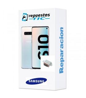 Reparacion Conector de carga Samsung Galaxy S10e, G970F / Galaxy S10, G973F, Galaxy S10 PLUS, G975F