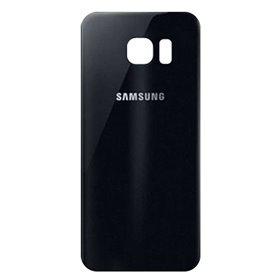 Carcasa trasera negra para Samsung Galaxy S7 Edge, G935F