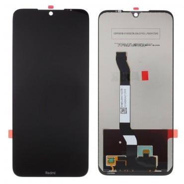 Pantalla completa Xiaomi Redmi Note 8T Negro