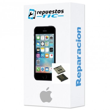 Reparacion Leitor SIM iPhone 5s