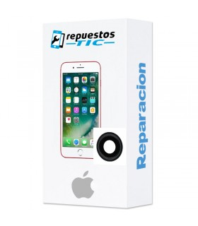 Reparacion Lente Camara trasera iPhone 8