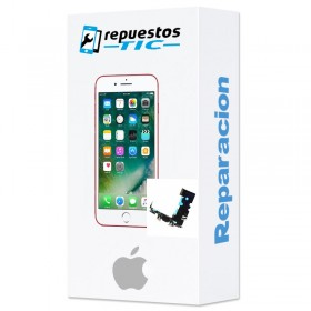 Reparacion Conector de carrega iphone 8
